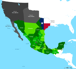 Mexican Texas  Wikipedia