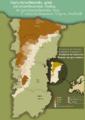 Mapo de la disvastiĝo de la asturleona lingvo.png