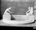 Maquette du monument aux morts pour Strasbourg d'A. Marzolff photographiée par Lucien Blumer.png