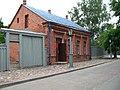 Marc Chagall memorial house at Pakroŭskaja street in Viciebsk - panoramio.jpg