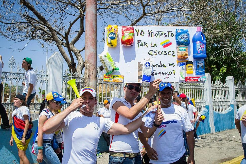 Marcha hacia el Palacio de Justicia de Maracaibo - Venezuela 16