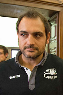 Marco Bortolami Rugby player