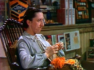 Nothing Sacred (film) -  Margaret Hamilton as Drugstore Lady