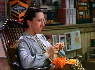 Nothing Sacred (film) -  Margaret Hamilton as Drugstore Lady