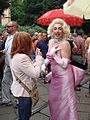 Margot-Marilyn al Gay Pride di Milano 2008 2 - Foto Giovanni Dall'Orto, 7-June-2008.jpg