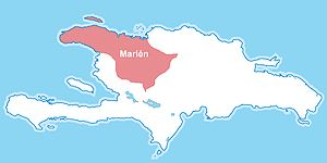 Chiefdoms of Hispaniola - cacique of Marién