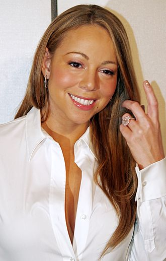 22nd Golden Raspberry Awards - Mariah Carey