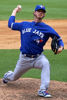 Mark Lowe American baseball player
