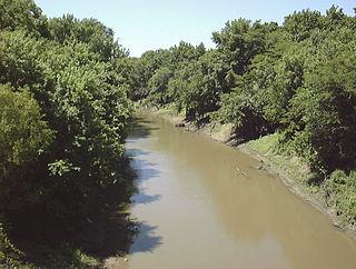 Marmaton River river in the United States of America