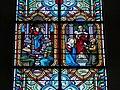 Marpiré (35) Église Saint-Pierre Vitrail 02.jpg