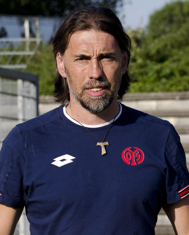 Martin Schmidt Trainer