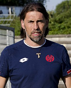 Martin Schmidt (football manager) Swiss football manager