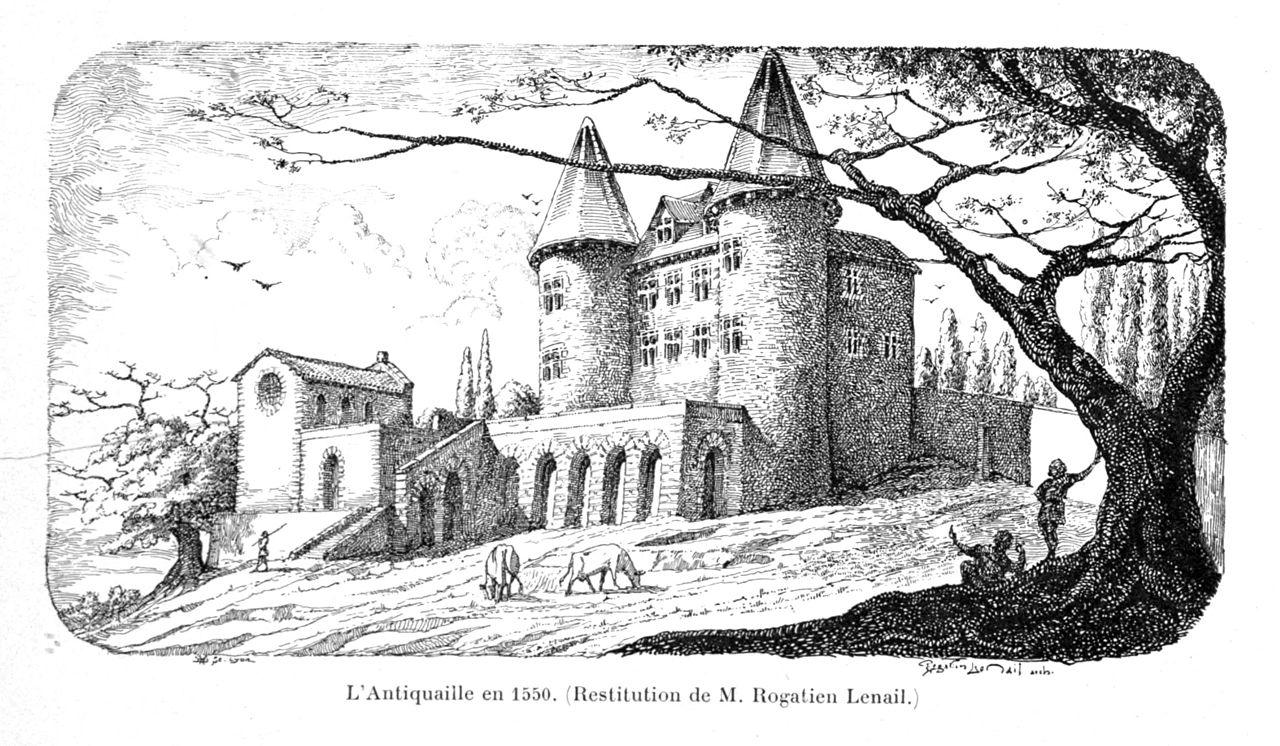 Fichier martin histoire des glises et chapelles de lyon Histoire des jardins wikipedia