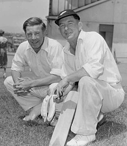 Martin Donnelly and Merv Wallace 1956.jpg