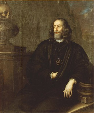Martin Mijtens the Elder - Portrait of Baron Knut Jönsson Kurck (1677/80), an advisor to Queen Christina