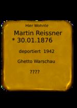 Martin Reissner