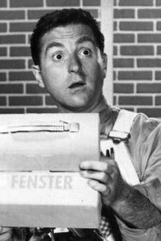 Marty Ingels - Ingels in I'm Dickens, He's Fenster (1962)