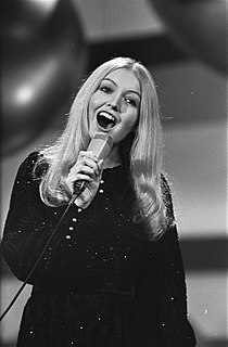 Mary Hopkin British singer