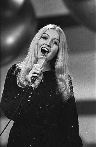 Mary Hopkin - Hopkin at the Eurovision Song Contest 1970
