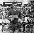 Marzolini entrando cancha 1969.jpg