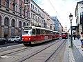 Masarykovo nádraží, tramvaj X-A.jpg
