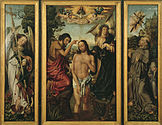 Master of Frankfurt Triptych of the Baptism of Christ MNAC.jpg