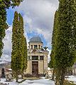 Mausoleum for family Elias Palme, new cemetery Kamenický Šenov-6823.jpg