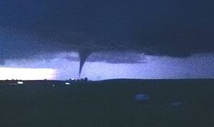 Reading, Kansas - EF3 tornado that struck Reading in May 2011