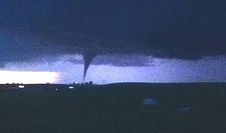 Tornado outbreak sequence of May 21–26, 2011 - EF3 tornado that struck Reading, Kansas