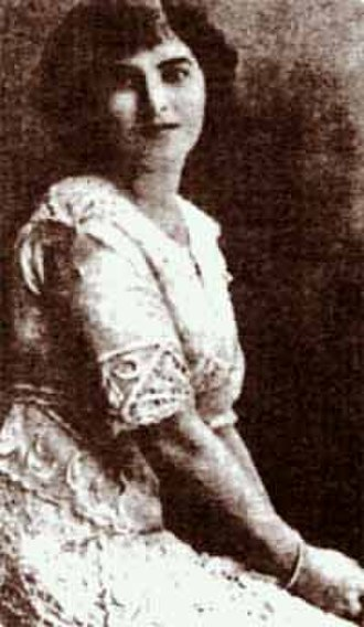"Arab Christians - May Ziade, a key figure of the Nahda in Arab literary scene, and is known for being an ""early feminist"" and a ""pioneer of Oriental feminism."""