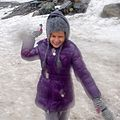 Maya throwing a Snowball! (14568966151).jpg