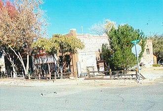 Mayer, Arizona - Image: Mayer (B) Historic Mayer Business Block 1902