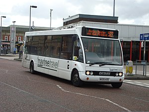 Maytree Travel - An Optare Solo in Bolton