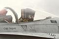 """McDonnell Douglas EF-18A(M) Hornet (C.15-41 - 15-28, cn 681-A548) del 152 Escuadrón """"Marte"""", Ala 15 del Ejército del Aire, con base en Zaragoza (15539521212).jpg"""