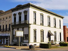 McNab Building, Barbour County