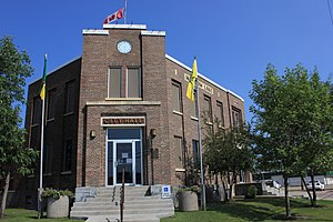 Meadow Lake, Saskatchewan - Meadow Lake City Hall