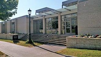 University of Arkansas College of Engineering - Image: Mechanical Engineering Building, University of Arkansas 001