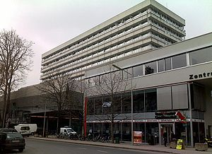 Medical University of Graz - Main building of the Medical University of Graz