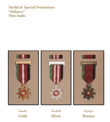 Medal of Special Promotions