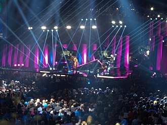 Schlager music - Melodifestivalen, often features modern schlager hits, giving it a second name by some: Schlagerfestivalen