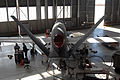 Members of the 31st Test and Evaluation Squadron perform maintenance on a Global Hawk unmanned aircraft at Edwards AFB.jpg