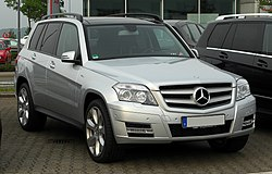 GLK BlueEFFICIENCY (2009–2012)