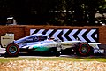 Mercedes F1 W03 Johnny Herbert at Goodwood 2014 001.jpg