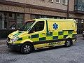 Mercedes Sprinter Ambulance in Malmo pic6.JPG