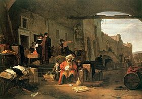 Merchants from Holland and the Middle East trading..jpg