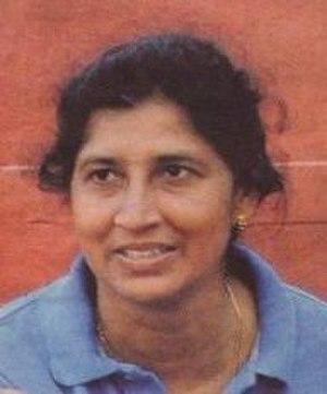 Arjuna Award - Mercy Kuttan