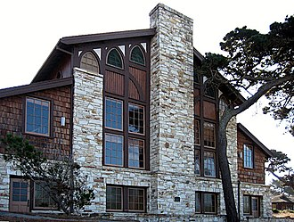 Asilomar Conference Grounds - Merrill Hall, Asilomar