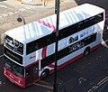 Metro (Belfast) bus 2968 (BEZ 8968) 2005 Volvo B7TL Alexander Dennis ALX400, 16 October 2009.jpg