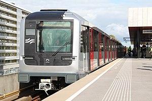 Gemeentelijk Vervoerbedrijf - Amsterdam Metro