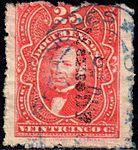 Mexico 1888-89 documents revenue F163.jpg